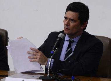 Medo de Moro em 2022 levou Centrão a se aproximar de Bolsonaro, diz jornal