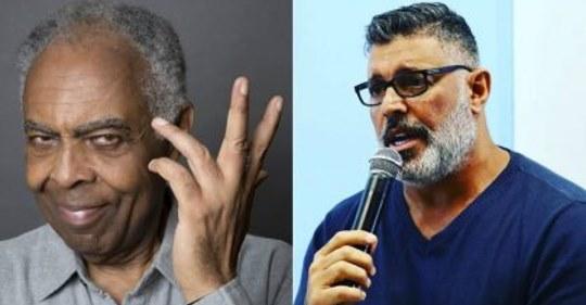 indenizar Gilberto Gil por ofensas na internet