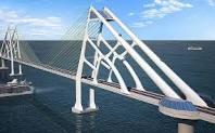 Grupo chines aluga embarcações da Dattoli Transportes para construção da Ponte Salvador itaparica