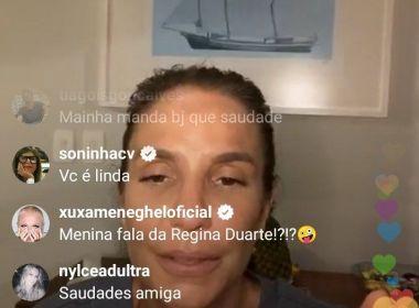 Jornalista crava fim do casamento de Ivete Sangalo após cantora aparecer sem aliança