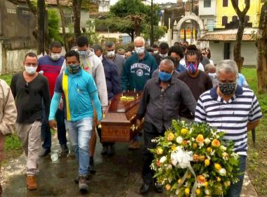 Jorge Portugal enterrado em Sto Amaro