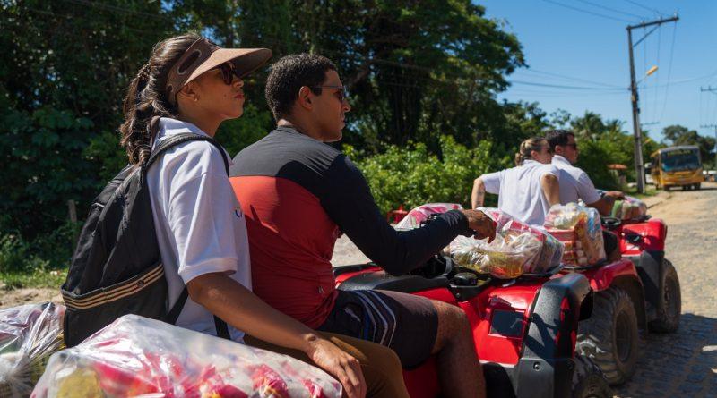 Turismo: População de Morro de São Paulo e Boipeba recebem ajuda de associação