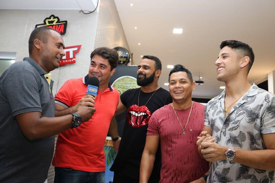 Doriva Produções anuncia live solidária Jaldo Rodrigues, Ylan Pirilampo e a dupla Lukas e Gustavo são as atrações