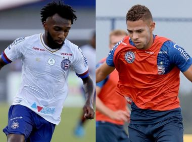 Gustavo e Edson renovam contrato com o Bahia;