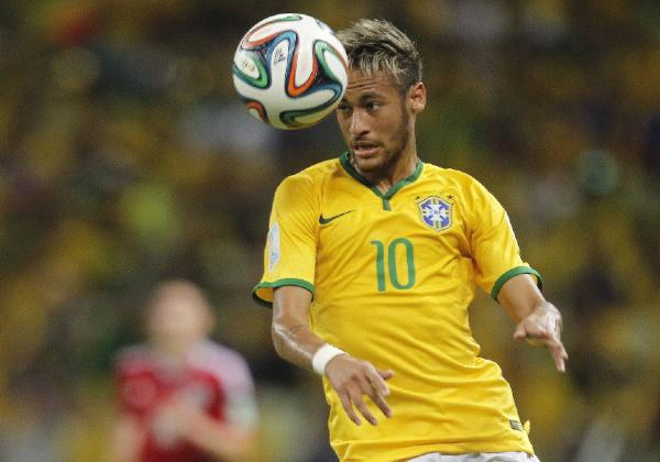 Neymar diz que seu maior sonho é conquistar uma Copa do Mundo