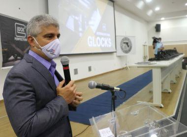 Segurança Pública Maurício Barbosa é testado positivo para coronavírus