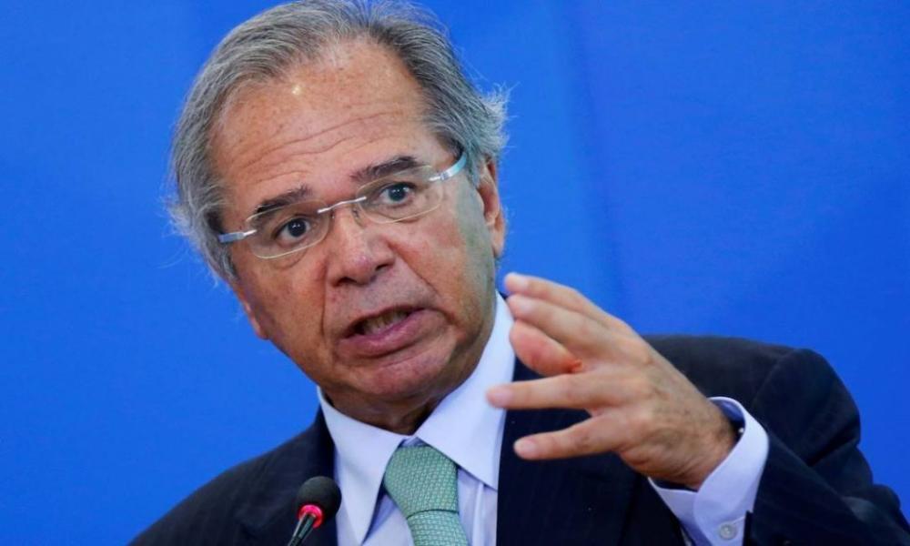 Guedes vê 'pacificação' e se diz aliviado com resultado da reunião entre Bolsonaro e governadores