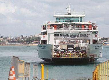 Antecipação de feriados: Travessia via ferry boat está mantida até às 14h da segunda-feira