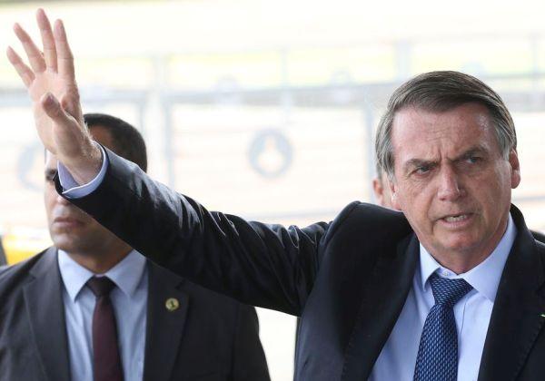 Presidente Jair Bolsonaro tem índice de rejeição recorde, segundo Datafolha