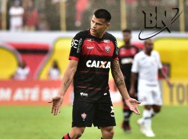 Dívida do Vitória por Walter Bou está na Fifa; Leão pode perder seis pontos na Série B