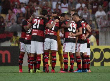 Sem público por causa da pandemia Flamengo vence o Bangu