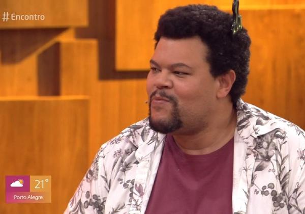 Ator Babu Santana é internado após passar mal no Rio de Janeiro