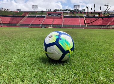 Vitória segue rotina de treinos na Toca do Leão; veja vídeo