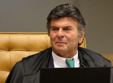 Luiz Fux é eleito presidente do STF; Rosa Weber é a vice
