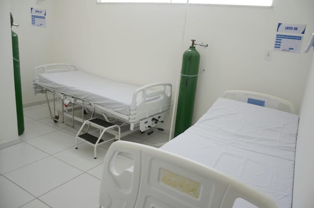 Hospital de Campanha foi inaugurado em Valença
