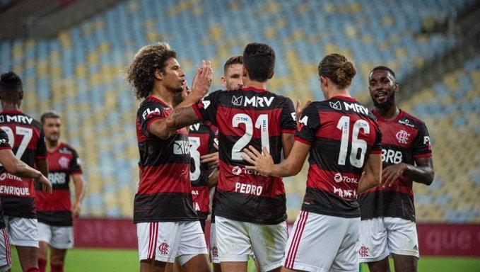Flamengo domina o Volta Redonda e se garante na final da Taça Rio