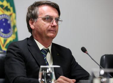 Bolsonaro informa que novo teste para coronavírus deu positivo por Matheus Caldas