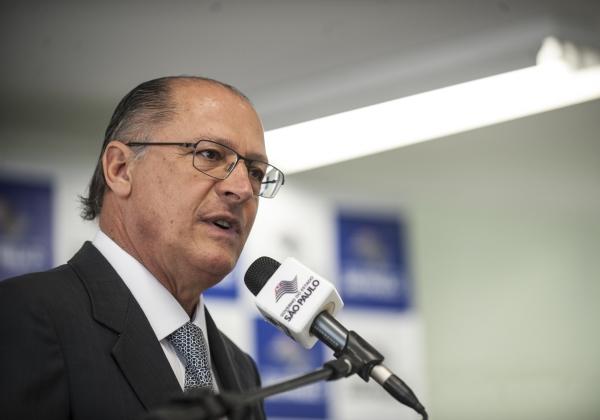 PF indicia Alckmin por caixa dois, corrupção passiva e lavagem de dinheiro